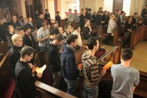 Messe de rentrée des étudiants de Metz – 2 Octobre 2014